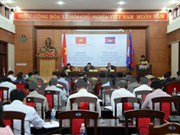Provincias vietnamita y camboyana impulsan cooperación integral