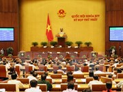 Parlamento vietnamita debate programa legislativo