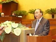 Parlamento aprueba resolución sobre la estructura del Gobierno