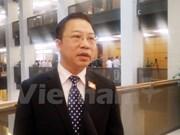 Legisladores elogian resultados de primer período de sesiones del Parlamento