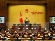 Parlamento de XIV legislatura cumple tareas en relación con trabajo de personal