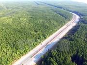 Existen más de 14 millones hectáreas de bosques en Vietnam