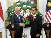 Malasia e Indonesia intensifican solución de disputas territoriales