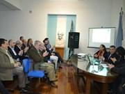 Promueven intercambio comercial entre Vietnam y Argentina