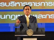 Mayoría de tailandeses vota a favor de borrador de Constitución