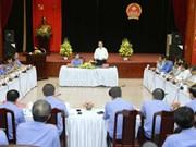 Presidente de Vietnam exhorta a la Fiscalía Suprema Popular a reformarse