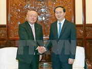 Presidente vietnamita afirma potencialidades de cooperación económica con Japón