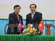 Provincia survietnamita de An Giang fomenta nexos con similares camboyanas