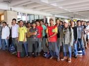 Indonesia libera a 49 pescadores vietnamitas