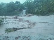 Aumentan muertos por lluvias torrenciales en el norte de Vietnam