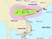 Enfrenta Vietnam amenaza de nuevo tifón