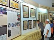 Promueven en Vietnam valores de pinturas folclóricas vietnamitas