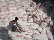Tailandia considera suspensión de venta de arroz de reserva