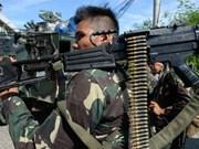 Filipinas elimina tres sospechosos vinculados con EI