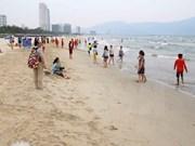 Agua del mar en provincias costeras centrales de Vietnam es segura