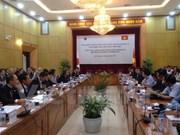 Inician nueva fase de la Iniciativa Vietnam–Japón