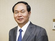 Presidente de Vietnam visitará a Brunei y Singapur