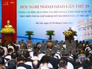 Embajadores de Vietnam opinan sobre diplomacia cultural