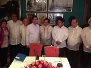 Gobierno filipino y FDNF alcanzan alto el fuego por tiempo indefinido
