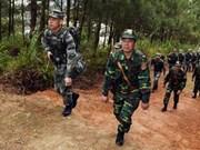 Embajador chino optimista sobre relaciones militares Vietnam- China