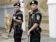 Camboya moviliza a 20 mil policías para garantizar la seguridad de la elección