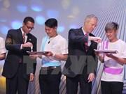 Por primera vez en Vietnam servicio de autoexamen de VIH