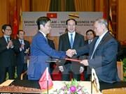 Vietnam y Brunei buscan medidas para intensificar la cooperación económica