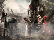 Indonesia registra 65 zonas en peligro de incendios forestales
