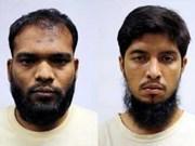 Dos bangladesíes se declaran culpables de financiar el terrorismo en Singapur