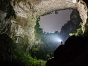 Aumenta número de turistas a la mayor cueva del mundo en Vietnam