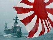 Dos destructores de Japón llegan a Filipinas