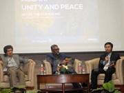 Seminario en Malasia sobre dictamen de PCA en Mar del Este