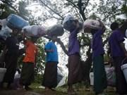Tribunal tailandés condena a 35 años de prisión a traficante de rohingyas