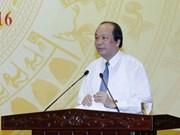 Gobierno de Vietnam promete cerrar espacios para corrupción