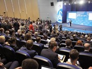 Inauguran segundo Foro Económico Oriental