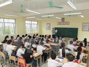 Entregan software educativo online a escuelas de Vietnam