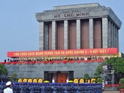 Dirigentes del mundo felicitan a Vietnam por el Día Nacional