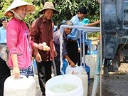 Provincia vietnamita planea proyectos de suministro de agua a áreas de minorías