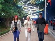 Más de 207 mil turistas visitan Hanoi en ocasión de Fiesta Nacional