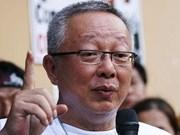 """Tailandia mantiene pena de 20 años de prisión contra líder de """"camisas amarillas"""""""