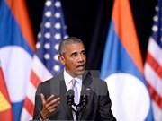Barack Obama exhorta acelerar la aplicación del TPP