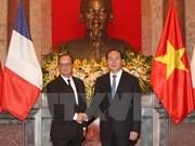 Corroboran asociación estratégica Vietnam – Francia