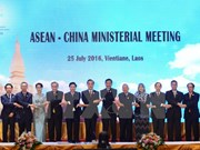 ASEAN y China aprueban directrices para resolver emergencias en el mar