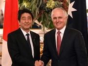 Japón y Australia apoyan solución pacífica para disputas en el Mar del Este