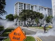 Disminuyen casos nuevos de Zika en Singapur
