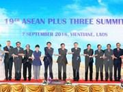 ASEAN+3 promete impulsar la cooperación para el desarrollo sostenible