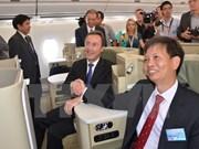Fabrice Brégier: Vietnam es socio importante de Airbus