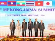 Primer ministro vietnamita participa en la Cumbre Mekong- Japón