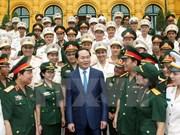Presidente vietnamita destaca ejemplaridad de jóvenes