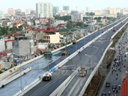 Hanoi busca asistencia japonesa en proyectos de transporte urbano